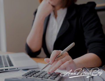 Ann Marie Puig offers tips on how to properly analyze a financial statement