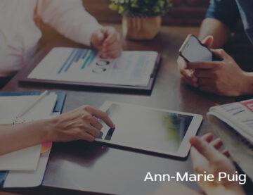 Ann Marie Puig offers proven employee training tactics that produce greater results