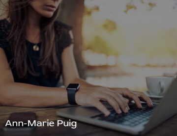 Ann Marie Puig discusses best practices for handling employee reviews
