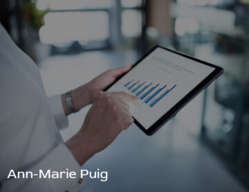 Ann Marie Puig details how to interpret a company's financial position