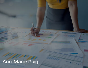 Ann Marie Puig discusses the importance of cost accounting in project management