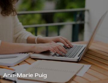 Ann Marie Puig discusses business strategies for female entrepreneurs in 2021