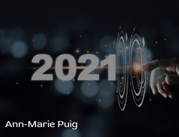 Ann Marie Puig offers predictions on how the business world will change in 2021