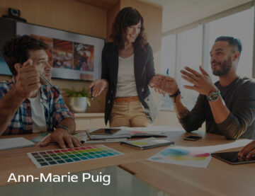 Ann Marie Puig discusses the importance of branding for small businesses