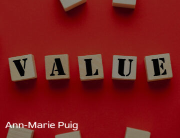 Ann Marie Puig explains essential business values and how to cultivate them