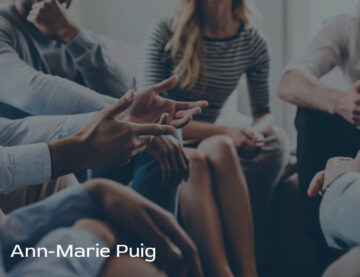 Ann Marie Puig discusses how well-being will guide the future of the workplace