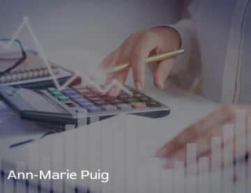 Ann Marie Puig explains the impact the accounting area has on management decisions