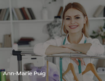 Ann Marie Puig describes what it takes to be a successful female entrepreneur