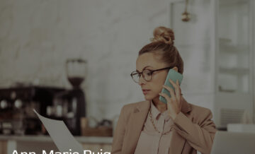Ann Marie Puig provides qualities that make female entrepreneurs better negotiators