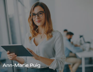 Ann Marie Puig discusses how female entrepreneurs can overcome the challenges they face