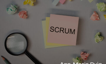 Ann Marie Puig describes the role Scrum plays in improving marketing practices
