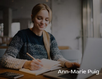 Ann Marie Puig explains how to lead the shift to diversity in the workplace